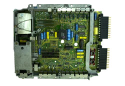 interior picture of a typical vehicle ECU
